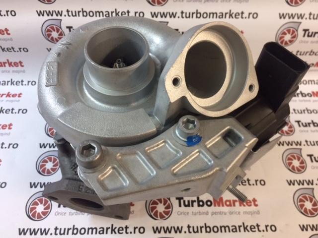 Reconditionare turbo BMW 320 2.0 150 CP