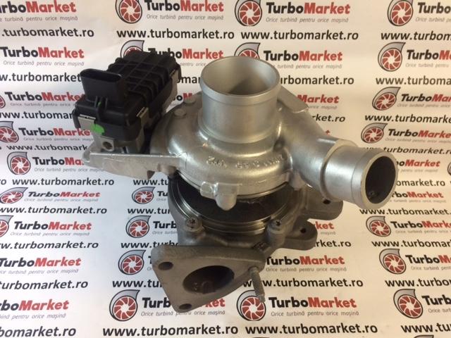 Reconditionare turbo Ford Transit 2.2