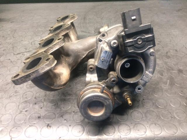 Reconditionare turbo VW Scirocco 1.4 benzina