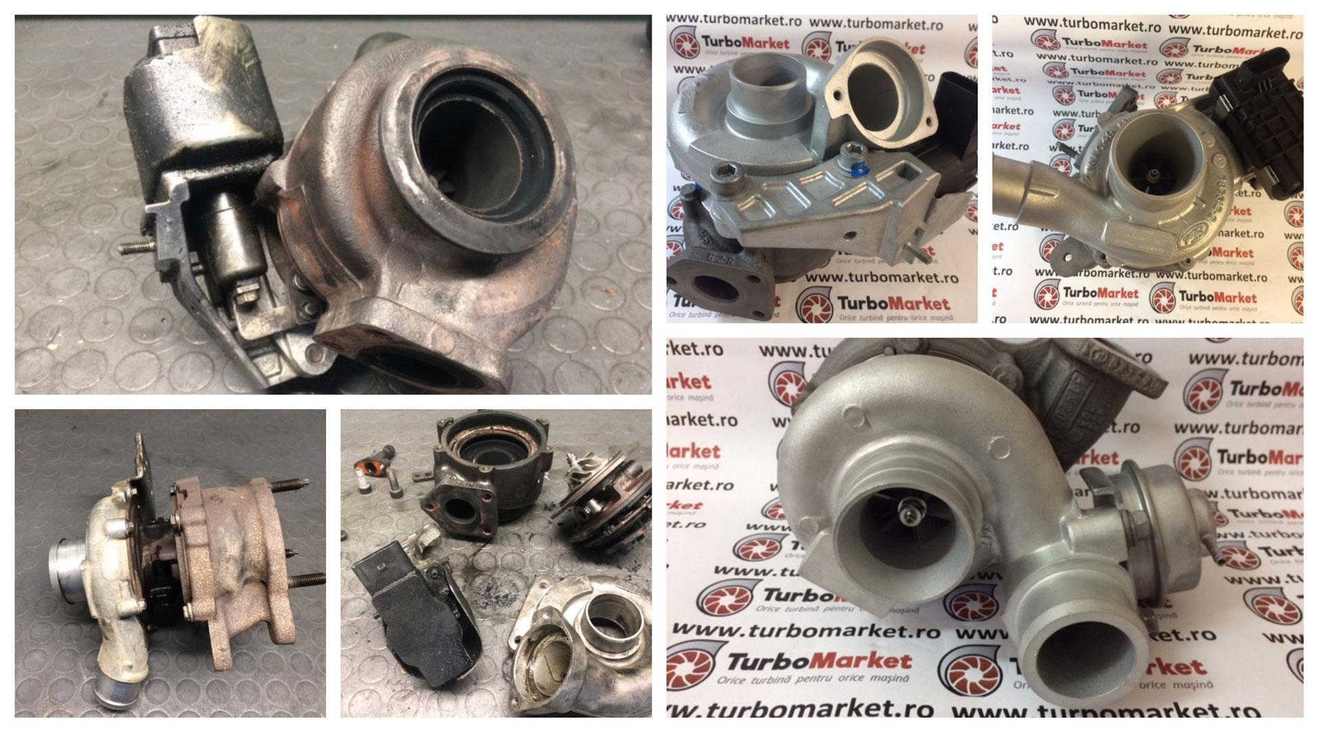 Reconditionari turbine - TurboMarket Romania